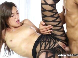 Exotic pornstar Olivia Wilder in Hottest Small Tits, Blowjob sex clip