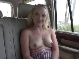 Hottest pornstar Breanna Fox in crazy blonde, masturbation xxx movie