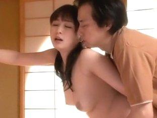 Fabulous Japanese whore Imai Natsumi in Incredible Rimming, Girlfriend JAV movie