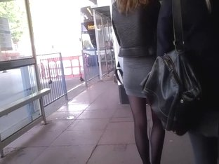 Voyeur Tight Teenage Ass
