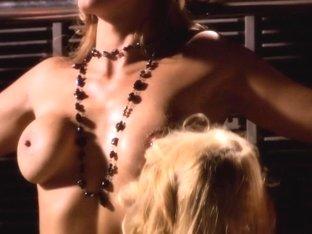 Amazing pornstar in Incredible Big Tits, Lesbian sex movie