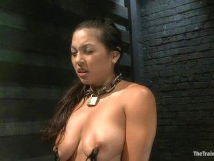 Training Adrianna Luna-Day 1