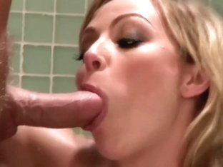 Double Penetration at the Shower