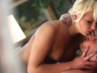 Unforgettable sex with european blond cutie Ivana Sugar