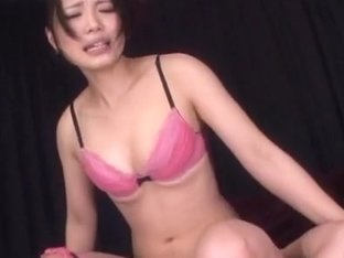 Yura Kurokawa Asian babe is into her pussy toys