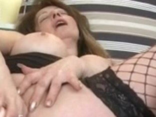 Mature beauty is one nasty whore