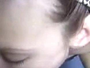 Tattooed whore facial