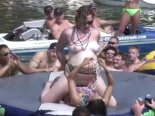 SpringBreakLife Video: Party Cove Sexfest