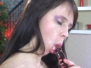LacyNylons Video: Margarita A