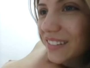 24 year old Eryka used to not at any time show her face on cam..