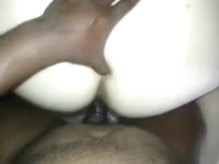 Obese wazoo pawg interracial doggy and squirt