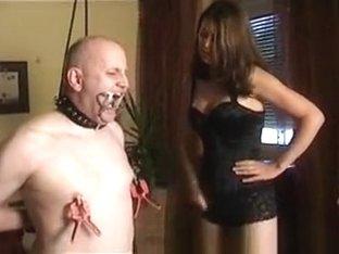 Exotic Amateur movie with Panties and Bikini, BDSM scenes