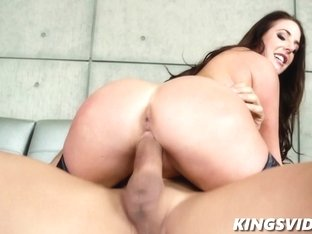 Angela White In After School Shenanigans