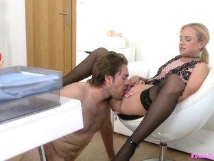 Hottest pornstars Cristal Ryan, Ryan Ryder in Horny Reality, Small Tits xxx video