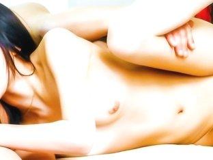 Incredible Japanese chick Saki Kobashi in Exotic JAV uncensored Creampie movie