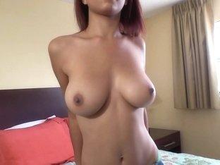 PropertySex Tenant with Phenomenal Tits Fucks Her Landlord