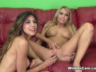 Fabulous pornstars Heather Vahn, Kendall Kayden in Best College, Lesbian adult clip