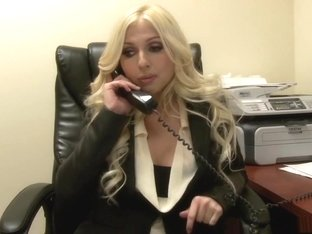 Horny pornstar Christie Stevens in incredible anal, blonde sex movie