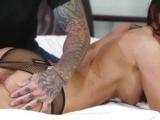 Crazy pornstar Casey Calvert in horny cunnilingus, tattoos xxx video