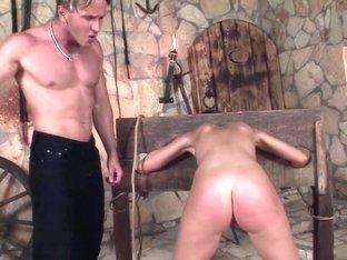 Exotic pornstar Debbie White in amazing dildos/toys, fetish porn clip