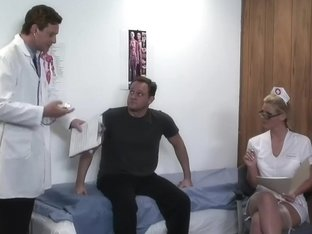 sexy nurse love anal sex