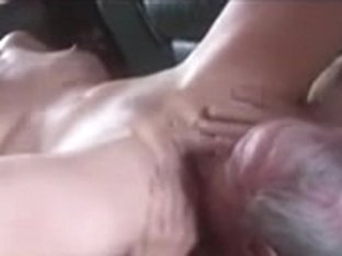 3Some sex with a ribald old boy