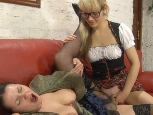 GirlsForMatures Scene: Emilia and Connie