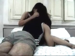 Indian sweetheart makes out with her bf