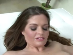 Amazing pornstar June Summers in horny brunette, cunnilingus xxx video