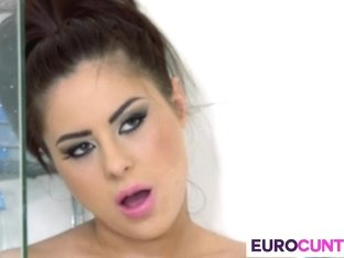 Euro cunt Nikki Waine get banged good