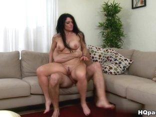 Incredible pornstar in Fabulous MILF, Big Ass adult clip