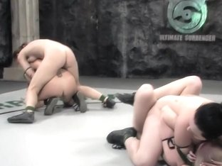 TAG TEAM 'The Badger' & 'Rogue' vs 'Blondie' & 'The Crusher'