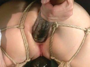 Campus Girl's Chronic Masturbation Therapy