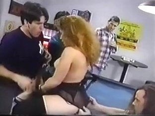 BRITTANY O'CONNELL VINTAGE GANGBANG