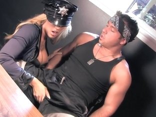 Exotic pornstar Kendall Karson in incredible blowjob, blonde sex clip
