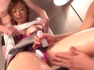 Crazy Japanese model Miyu Hoshino in Exotic Dildos/Toys JAV movie