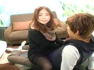 Horny Japanese slut in Hottest JAV clip