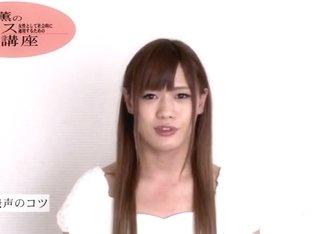 Best Japanese whore in Horny /Futanari JAV clip