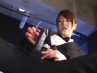 Fabulous Japanese whore Akiho Yoshizawa in Horny Strapon, Fetish JAV video