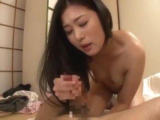 Incredible Japanese slut Mio Kitagawa in Exotic Fingering, Blowjob/Fera JAV scene