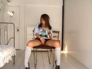 Best Japanese whore Rio Sakura in Incredible Stockings, BDSM JAV video