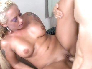 Serena Marcus & Giovanni Francesco in My First Sex Teacher