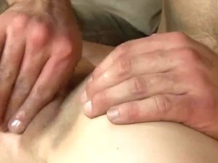 Teen blonde screwed and facialized in HD video