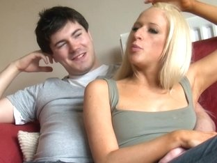 Real Pair Kimber and her partner part 1