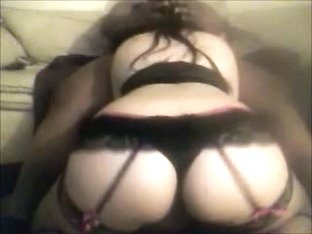 Big booty wife gives a head
