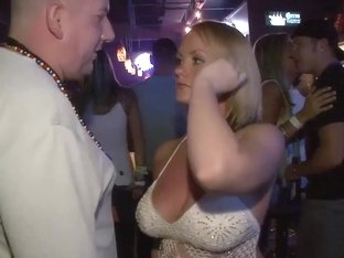 Fabulous pornstar in hottest striptease, big tits sex video