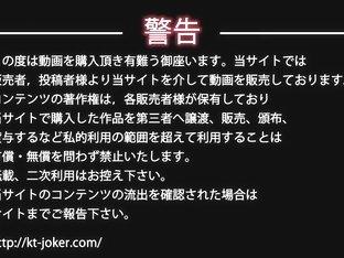 Hidden camera toilet Kt-joker okn003 vol.003 From the bottom face vol.003 glasses rate Takashi