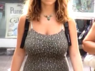 BEST OF BREAST - Busty Candid 14