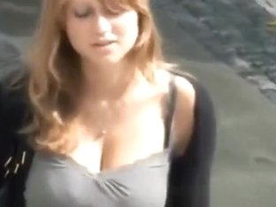 Busty Bouncing Tits