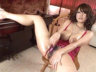Exotic Japanese model Airi Ai in Horny JAV uncensored Masturbation clip